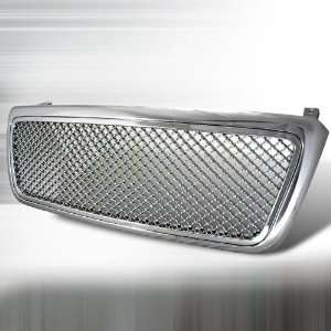 2004 2006 Ford F150 Chrome Grill Mesh Automotive