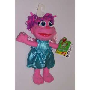 Sesame Street Abby Cadabby 9in Plush Toys & Games