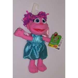 Sesame Street Abby Cadabby 9in Plush Toys & Games