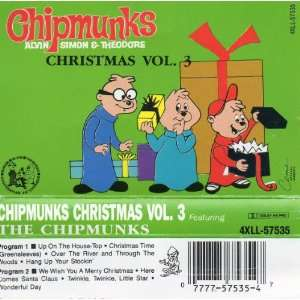 Chipmunks Alvin Simon & Theodore Christmas Vol. 3: The Chipmunks