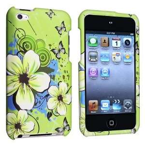 on Rubber Coated Case Compatible with Apple® iPod touch® 4th Gen