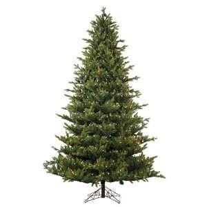 7.5 Pre Lit Oregon Pine Artificial Christmas Tree with