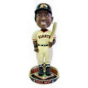 Francisco Giants Barry Bonds 2002 MVP Forever Collectibles Bobblehead