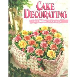 Wilton Cake Decorating Yearbook 1992 (9780912696485