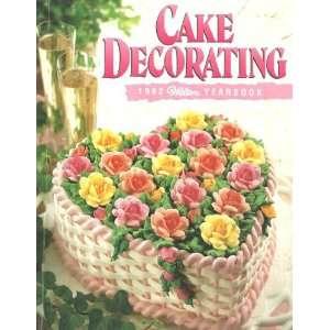 Wilton Cake Decorating Yearbook 1992 (9780912696485