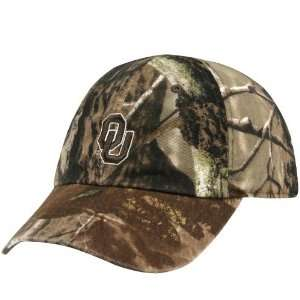 Real Tree Camo Adjustable Slouch Hat:  Sports & Outdoors