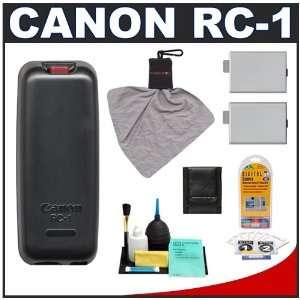Canon RC 1 Wireless Remote Shutter Release Controller + (2