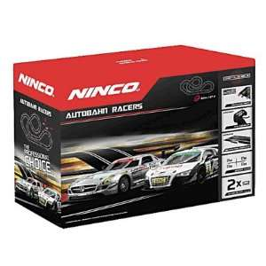 1/32 Ninco Analog Slot Car Race Track Sets   Autobahn