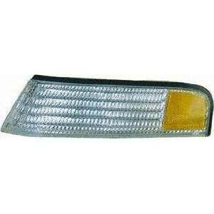 90 93 CHEVY CHEVROLET LUMINA APV van CORNER LIGHT LH (DRIVER SIDE