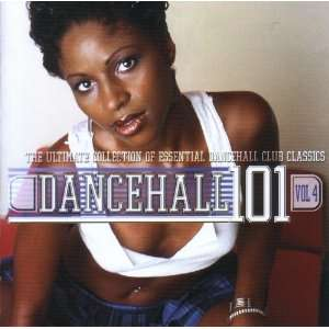 Dancehall 101 Vol. 4 Various Artists Music