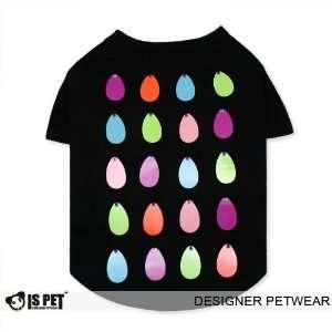 Is Pet Designer Dog Apparel   Lesley Sequins T shirt