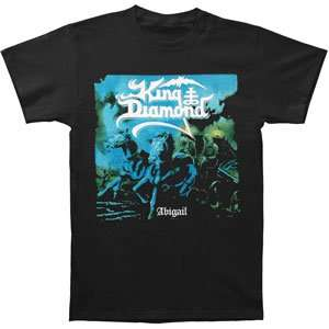 King Diamond   T shirts   Band Clothing