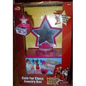 Disney High School Musical Cute for Class Jewelry Box