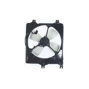 89 92 FORD PROBE RADIATOR FAN SHROUD ASSEMBLY, 4Cyl, 2.2L Eng., A.T