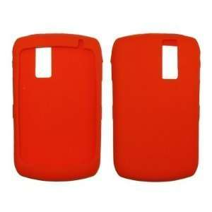 Premium Red Open Face Silicone Cover Soft Case Cover for