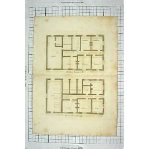 GROUND FLOOR PLAN STABLE LAUNDRY BEDCHAMBER DAIRY