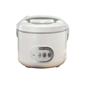 Cup Rice Cooker & Food Steamer, White (ARC 978) Everything Else