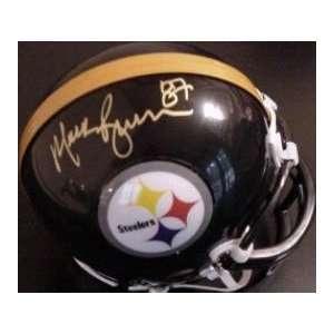 Bruener (Pittsburgh Steelers) Football Mini Helmet