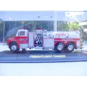 64 Scale Die Cast Freightliner Tanker Limited Edition: Toys & Games