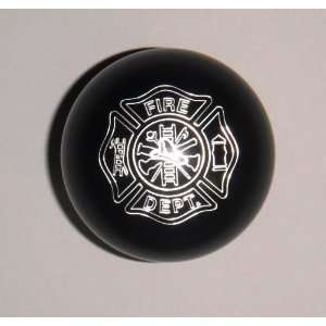 FIRE DEPARTMENT GEAR SHIFT SHIFTER KNOB FOR FIREFIGHTERS