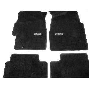 1996 1997 1998 1999 2000 Genuine OEM Honda Civic Coupe Carpet (Black