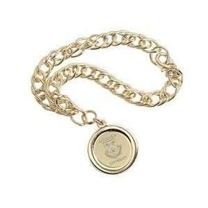 Columbia   Charm Bracelet   Gold