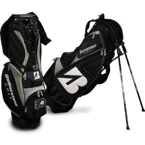 Bridgestone Philadelphia Flyers Stand Golf Bag