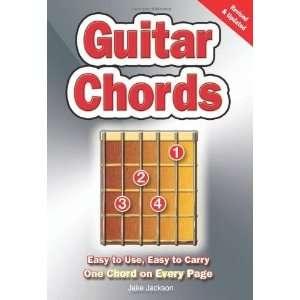 Guitar Chords: Easy to Use, Easy to Carry, One Chord on