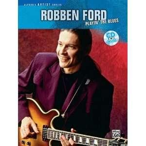 Playin the Blues Guitar TAB (Book & CD) (Alfreds Artist
