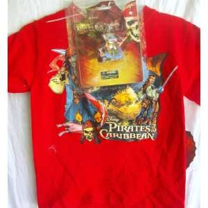 Shirt and Key Ring, Great for Halloween Costume, Red Toys & Games