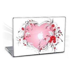 MacBook Pro 15,4   Heart Notebook Laptop Vinyl Sticker Electronics