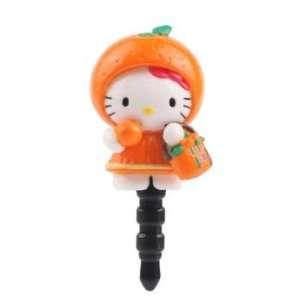 Sanrio Hello Kitty Korea Limited Earphone Jack Accessory