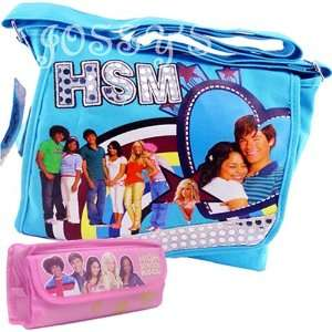 High School Musical Messenger Bag Only, cosmetic bag NOT