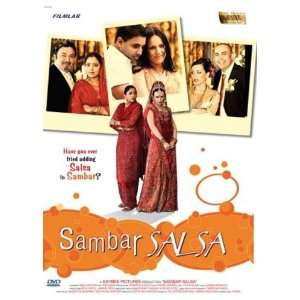 Sambar Salsa   (DVD/Indian Cinema/Hindi Film/Bollywood