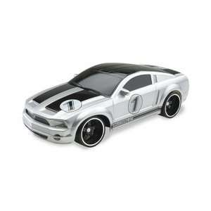 Hot Wheels R/C Sports CarMustang GT   27 MHz Toys & Games