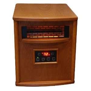 AHP 1500 TE W Infrared Heater Oak