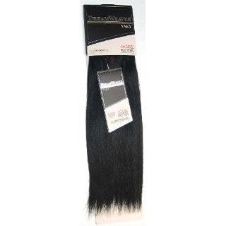 Model Model Dreamweaver 100% Human Hair Extensions Yaky 10 #1 Beauty