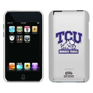TCU Horned Frogs on iPod Touch 2G 3G CoZip Case