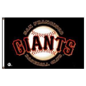 San Francisco Giants MLB 3x5 Banner Flag