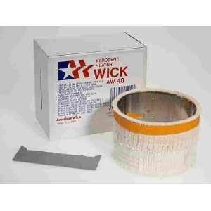 2 each American Wick Kerosene Heater Wick (AW 40)