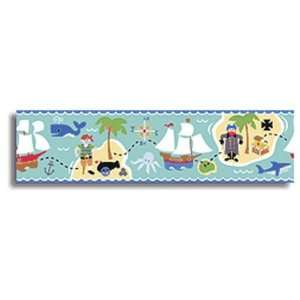 Pirates Wall Border by Olive Kids