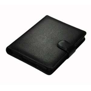 ® Black PU Leather case/cover for  Kindle 4 th generation