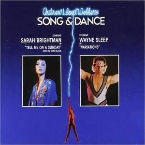Song & Dance [Cast Recording, Import]
