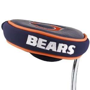 Chicago Bears Mallet Putter Cover