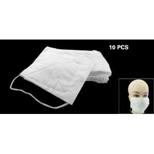Soft Comfy White Medical Surgical Respirator Face Mask
