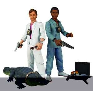 Miami Vice TV Action Figures Case of 12 Toys & Games