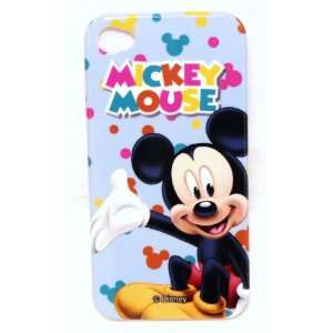 Disney Mickey Mouse Hand iPhone 4 / 4S AT&T / Verizon