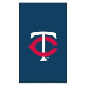 Roller & Solar Shades MLB Minnesota twins Cap Logo   Blue