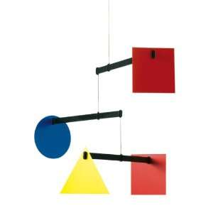 Flensted Mobiles Abstract Bauhaus Mobile Patio, Lawn