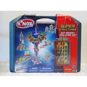 KNEX Building System 50 Model Building Set Toys & Games
